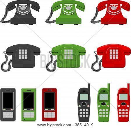 twelve phones