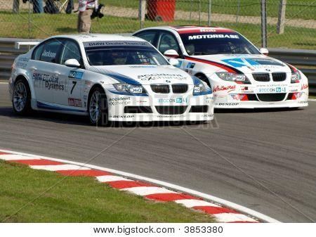 Carreras de BTCC Bmw\