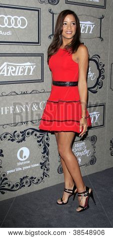 LOS ANGELES - OCT 5:  Dania Ramirez arrives at the Variety's 4th Annual Power Of Women Event at Beverly Wilshire Hotel on October 5, 2012 in Beverly Hills, CA