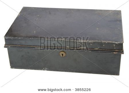 Old Metal Chest