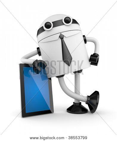 Roboter stützte sich auf PAD