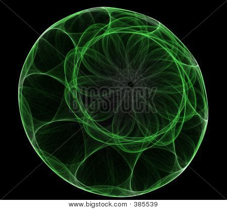 Round Abstract Shape