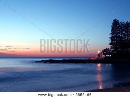 Pacific Sunrise