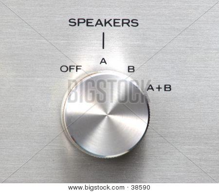 Botón de altavoz