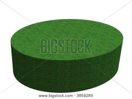 Grass Plinth