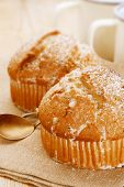 picture of bakeshop  - poppy seeds and lemon muffins  - JPG