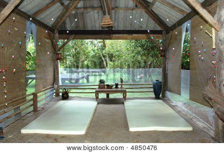 Massage Pavilion Outdoor