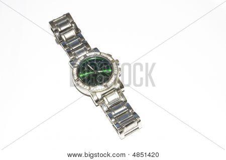 Gem Studded Wristwatch
