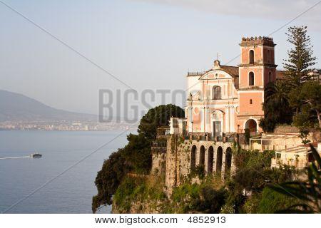 Church - Amalfi Coast