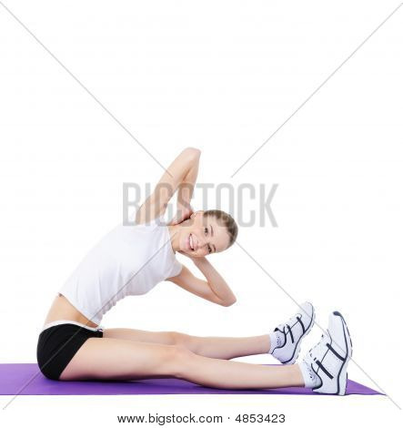 Aerobic Exercises For Young Women's Body