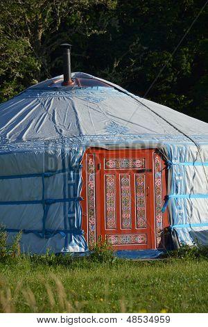 Yurta - un mongol ger