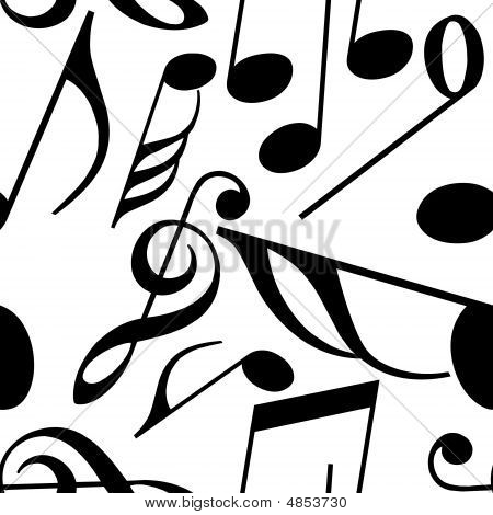 Endless Music Pattern