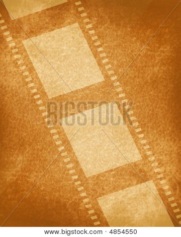 Old Film Strip