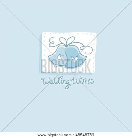Cute Wedding Bells