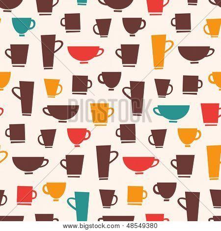 Coffee Mug Pattern