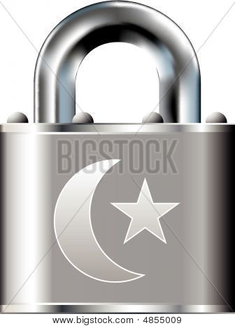 Lock-faith-islam