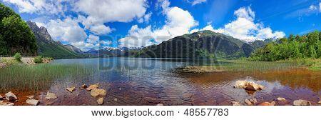 Lago Las Torres, Chile, South America