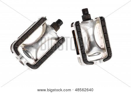 Two Bicycle Pedals