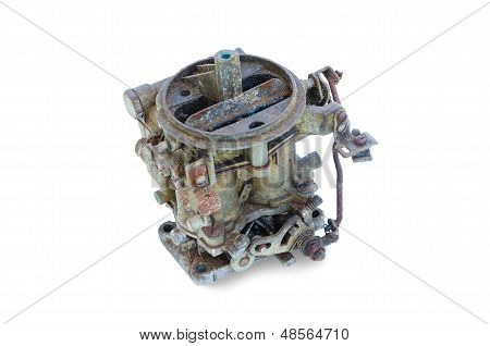Old Carburetor
