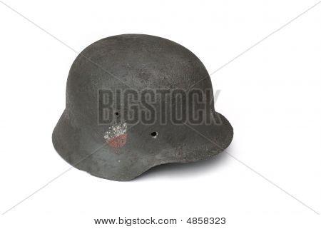 German Battle Helmet (model M40).