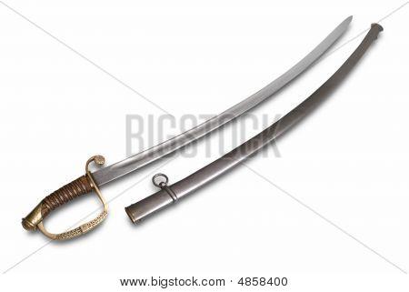 Saber (sabre) Of British Officer