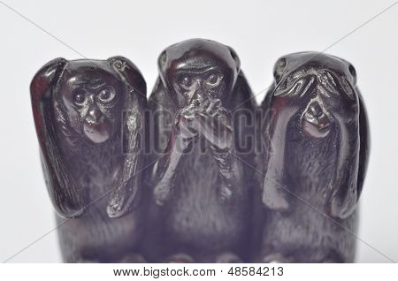 Hear Speak See No Evil