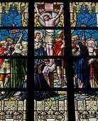 foto of crucifiction  - Jesus On The Cross  - JPG