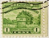 Fort Dearborn 1933