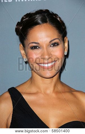 Salli Richardson-Whitfield at the 15th Annual Costume Designers Guild Awards, Beverly Hilton, Beverly Hills, CA 02-19-13