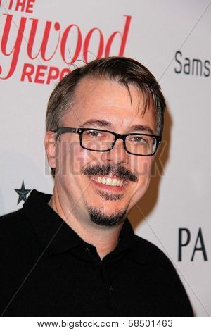 Vince Gilligan at the Hollywood Reporter Celebration for the 85th Academy Awards Nominees, Spago, Beverly Hills, CA 02-04-13