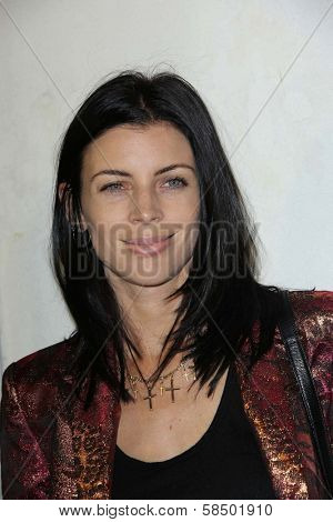 Liberty Ross at Tom Ford Cocktails In Support Of Project Angel Food Media. Tom Ford, Beverly Hills, CA 02-21-13