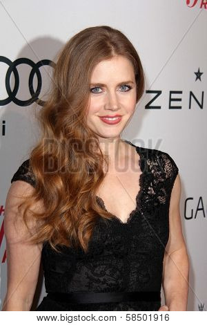 Amy Adams at the Hollywood Reporter Celebration for the 85th Academy Awards Nominees, Spago, Beverly Hills, CA 02-04-13