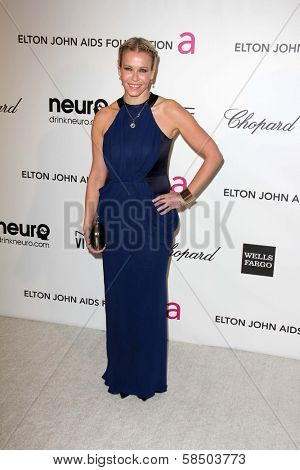 Chelsea Handler at the Elton John Aids Foundation 21st Academy Awards Viewing Party, West Hollywood Park, West Hollywood, CA 02-24-13