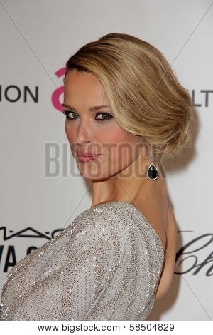 Petra Nemcova at the Elton John Aids Foundation 21st Academy Awards Viewing Party, West Hollywood Park, West Hollywood, CA 02-24-13