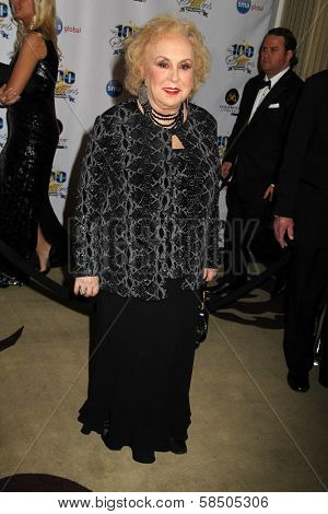 Doris Roberts at the 23rd Annual Night Of 100 Stars Black Tie Dinner Viewing Gala, Beverly Hills Hotel, Beverly Hills, CA 02-24-13