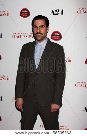 Jason Schwartzman at the Premiere Of