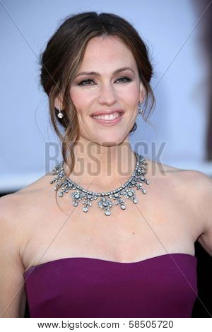 Jennifer Garner at the 85th Annual Academy Awards Arrivals, Dolby Theater, Hollywood, CA 02-24-13