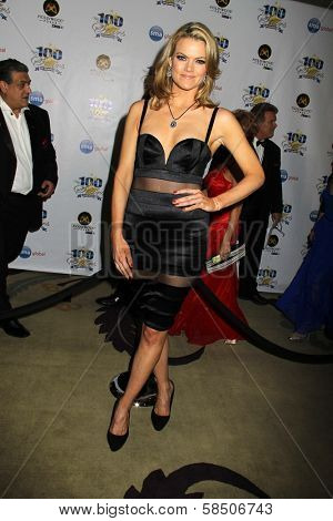 Missi Pyle at the 23rd Annual Night Of 100 Stars Black Tie Dinner Viewing Gala, Beverly Hills Hotel, Beverly Hills, CA 02-24-13