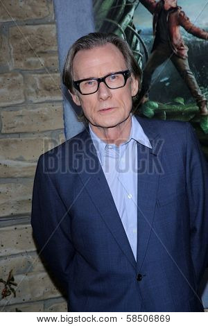 Bill Nighy at the