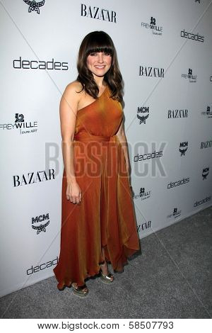 Sophia Bush at Harper's Bazaar Celebrates The Launch Of The Dukes of Melrose, Sunset Tower, West Hollywood, CA 02-28-13