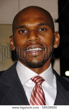 HOLLYWOOD - July 07: Jerry Stackhouse at A Midsummer Night's Dream: A Magic Night of Poker, Players and Stars in The Avalon on July 07, 2006 in Hollywood, CA.
