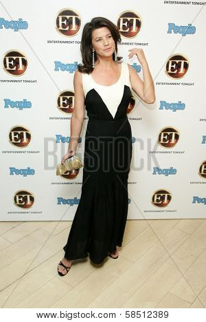 WEST HOLLYWOOD - AUGUST 27: Daphne Zuniga at the 10th Annual Entertainment Tonight Emmy Party Sponsored by People in Mondrian August 27, 2006 in West Hollywood, CA.