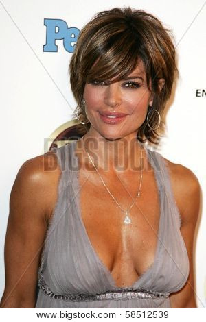 WEST HOLLYWOOD - AUGUST 27: Lisa Rinna at the 10th Annual Entertainment Tonight Emmy Party Sponsored by People in Mondrian August 27, 2006 in West Hollywood, CA.