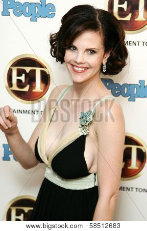 WEST HOLLYWOOD - AUGUST 27: Kiersten Warren at the 10th Annual Entertainment Tonight Emmy Party Sponsored by People in Mondrian August 27, 2006 in West Hollywood, CA.
