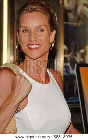 HOLLYWOOD - AUGUST 15: Nicolette Sheridan at the Los Angeles Premiere of