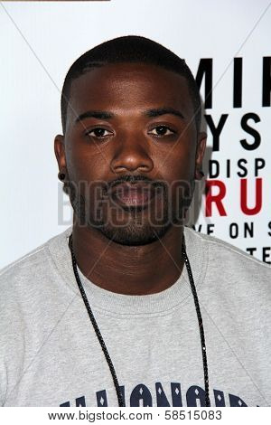 Ray J at the Opening of