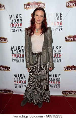 Juliette Lewis at the Opening of
