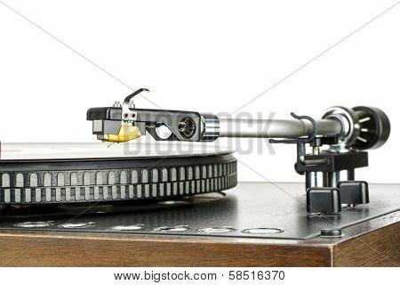Phonograph Cartridge