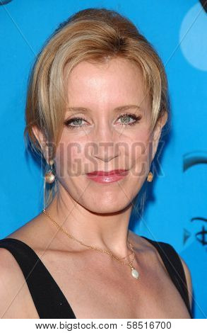PASADENA, CA - JULY 19: Felicity Huffman at the Disney ABC Television Group All Star Party on July 19, 2006 at Kidspace Children's Museum in Pasadena, CA.