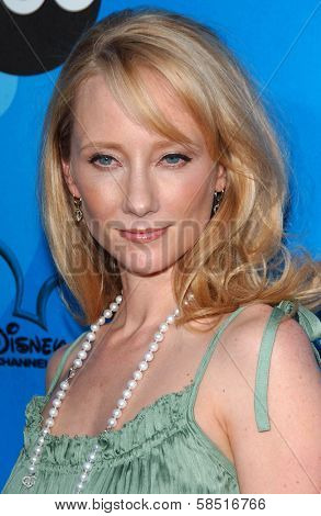 PASADENA, CA - JULY 19: Anne Heche at the Disney ABC Television Group All Star Party on July 19, 2006 at Kidspace Children's Museum in Pasadena, CA.